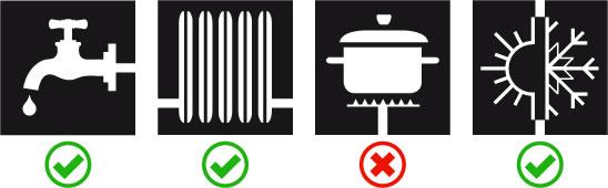 pressfitting - acciaio inox - applicazioni 1