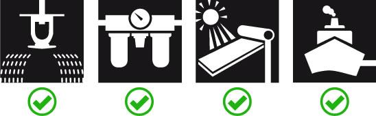 pressfitting - acciaio inox - applicazioni 2