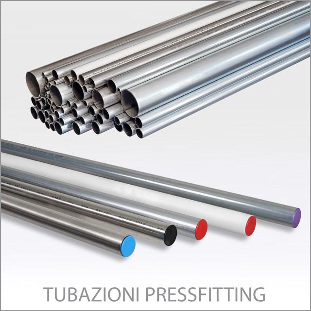 Eurotubi Pressfitting System - Tubazioni