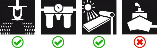 pressfitting - acciaio al carbonio - applicazioni 2