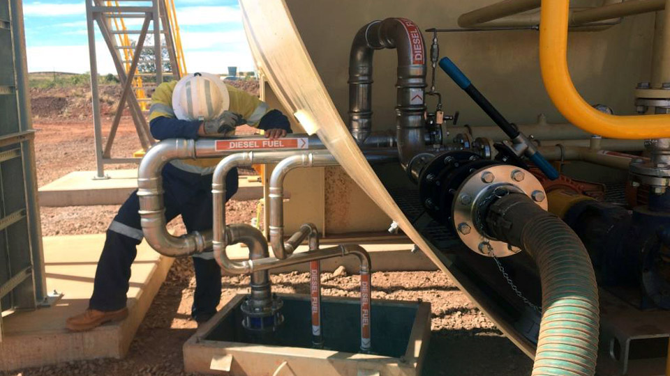 Eurotubi Pressfitting System - applicazioni - oli e carburanti