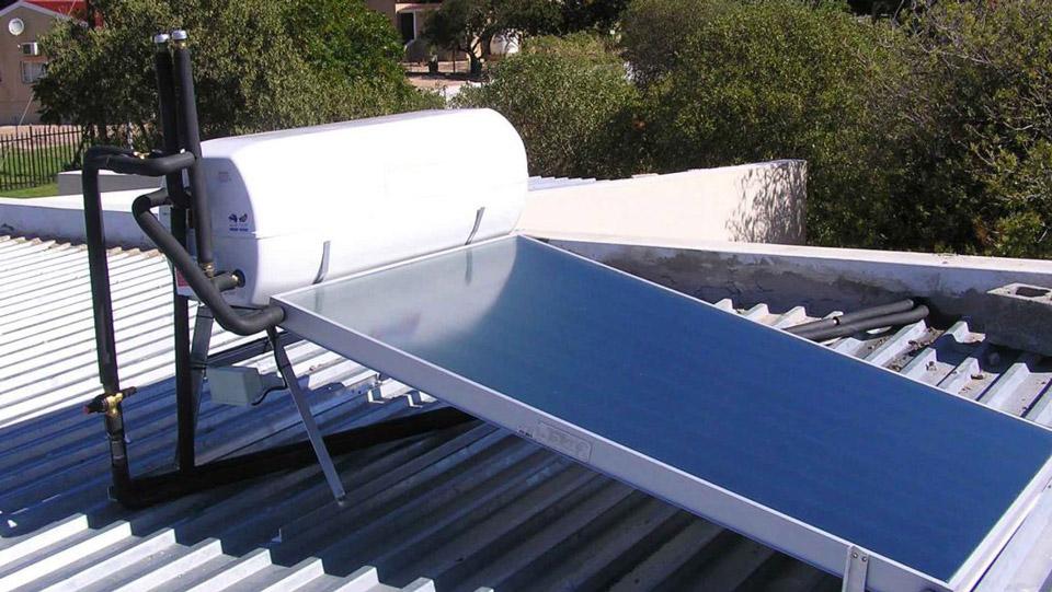 Eurotubi Pressfitting System - applicazioni - solare termico