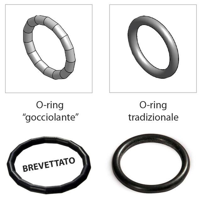 Eurotubi Pressfitting System - O-ring