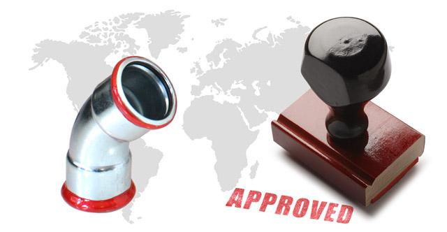 Eurotubi Pressfitting System - certificazioni