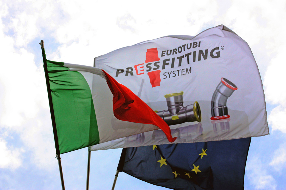 Eurotubi Pressfitting System