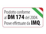 Eurotubi Pressfitting - DM174 - Italia