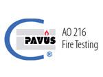 Eurotubi Pressfitting - certificazione Pavus Fire - Rep. Ceca