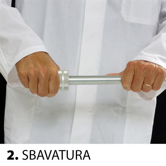 2 - sbavatura