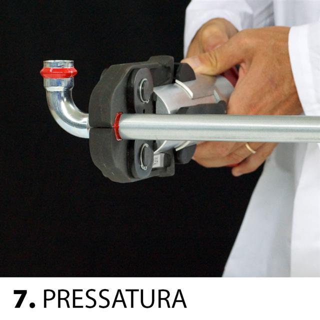 7 - pressatura