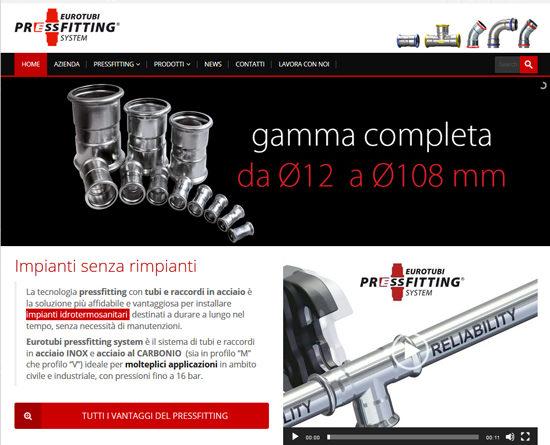 Nasce il sito www.pressfitting.it