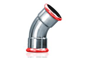 Pressfitting Carbon Steel M profile
