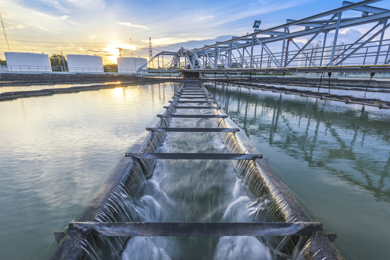 Waste water reuse for industries