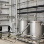 Pressfitting Eurotubi per impianti industriali di acqua demineralizzata