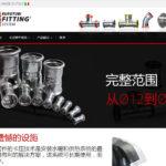 Il nostro sito pressfitting.it disponibile anche in lingua cinese