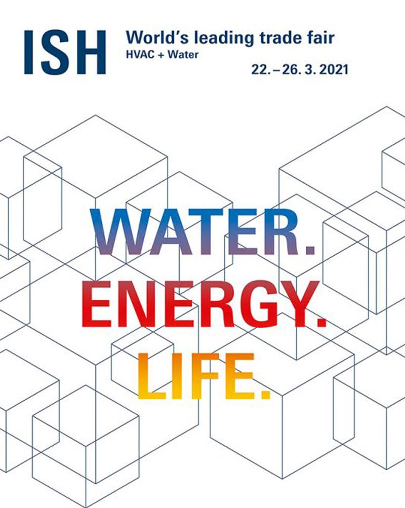 ISH 2021 fiera virtuale Francoforte