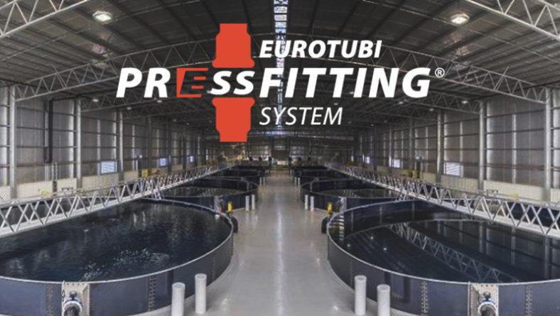 Referenza Pressfitting Eurotubi: circolazione dell'ossigeno in un impianto australiano di itticoltura