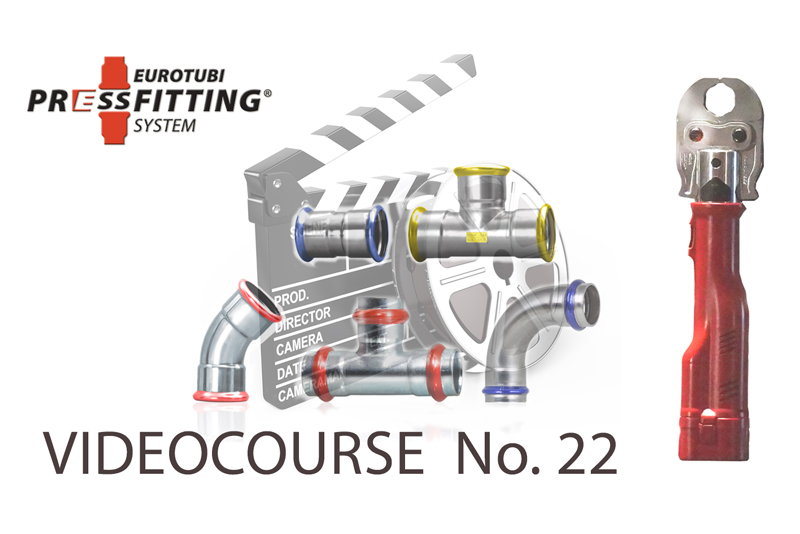 press fitting video course 22